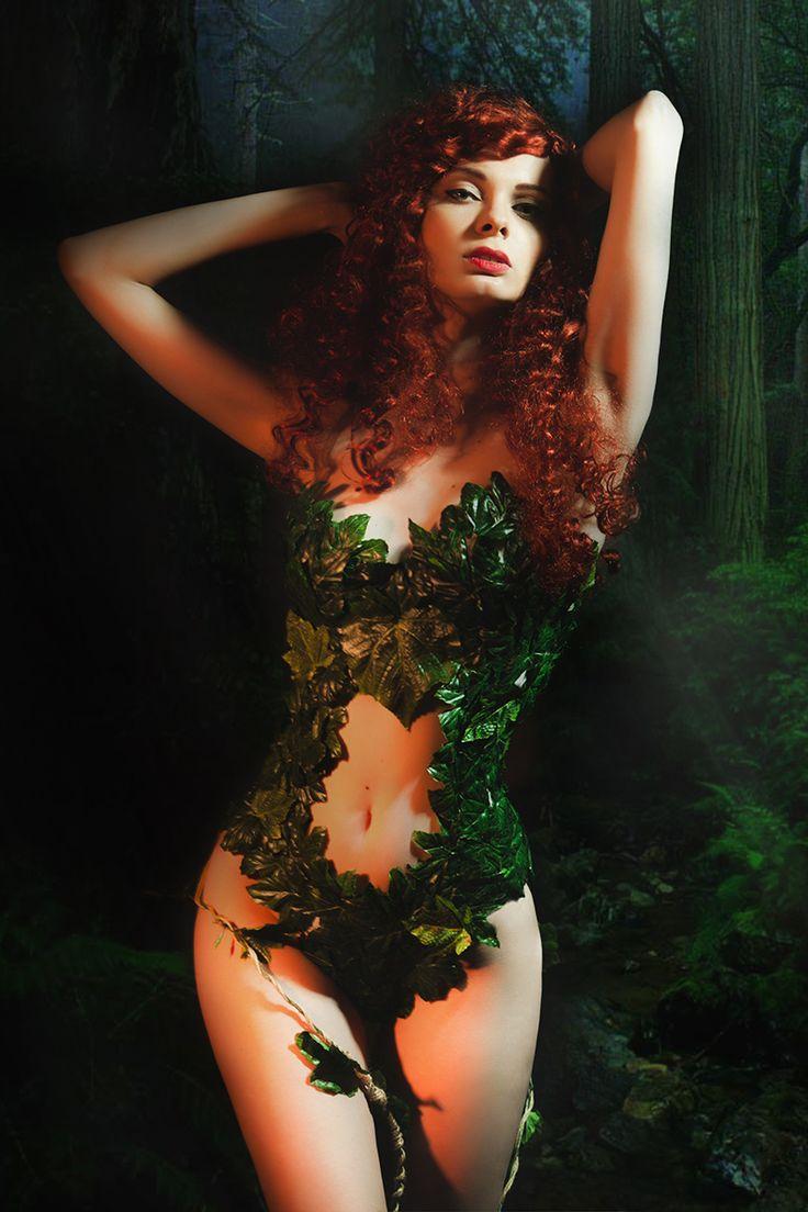 Costume ivy sexy poison