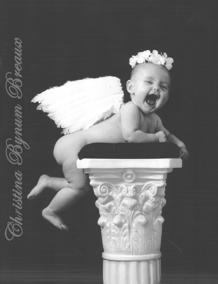 Laughing angel | Gods Little Gifts