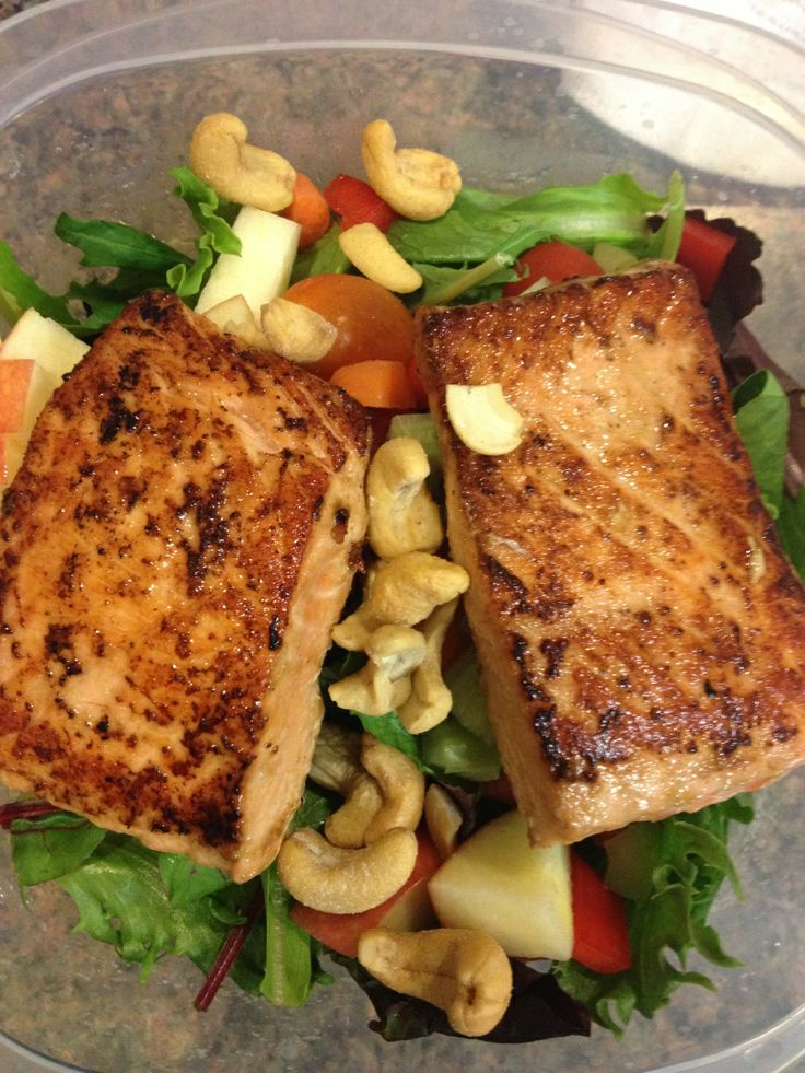 Wasabi Marinade for Salmon | Dinner | Pinterest