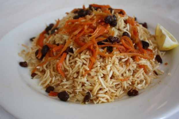 AFGHANI QABILI RICE | Food food food | Pinterest