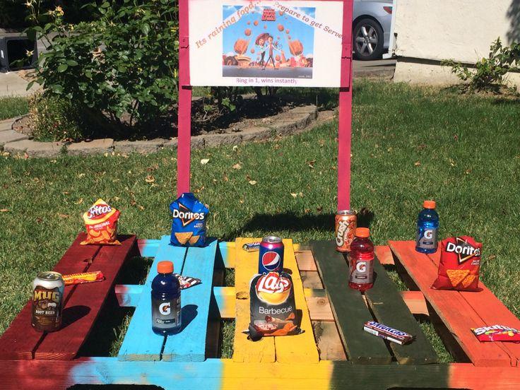 Homemade Carnival Game Plans Pinterest