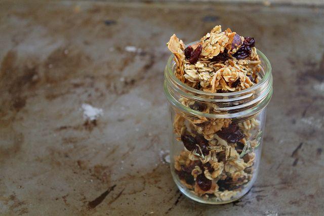 Medium-Big Cluster Maple Granola - gluten free & dairy free by Short ...