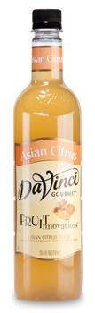 FRUIT INNOVATIONS ASIAN CITRUS SYRUP: Lemon, tangerine, exotic lychee ...