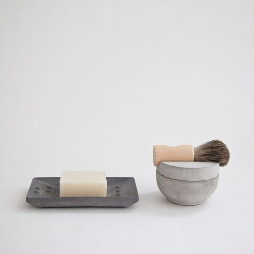 concrete shaving kit.