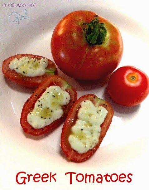 Greek Tomatoes