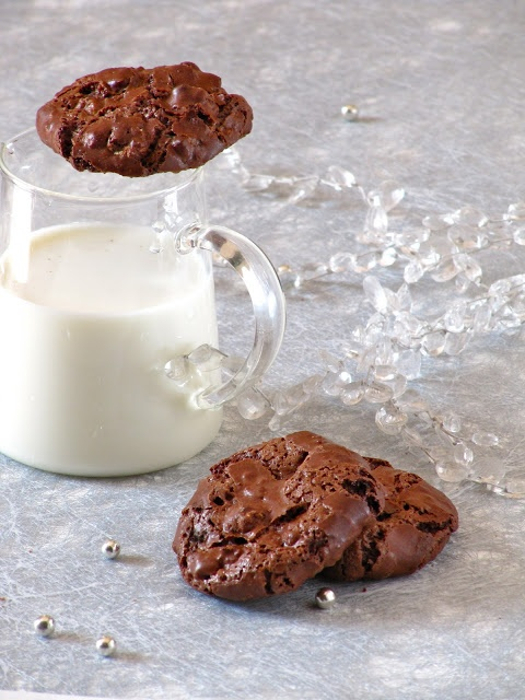 Chocolate Puddle Cookie | Dessert & Pastry Recipes | Pinterest