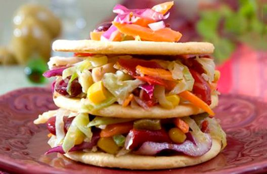 Southwestern Coleslaw.   The salad bar.   Pinterest
