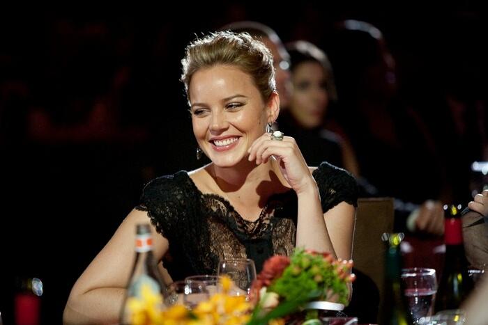 Abby Cornish at the 2007 LA Black Tie Gala.
