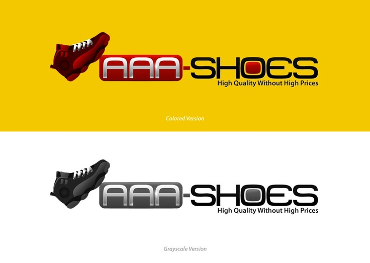 sports shoes logo design sports logo design