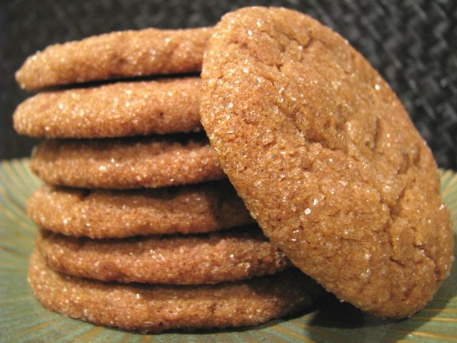 Blue Ribbon Gingersnaps ~ Soft Perfect Gingersnaps ~ A Delicious Chewy ...