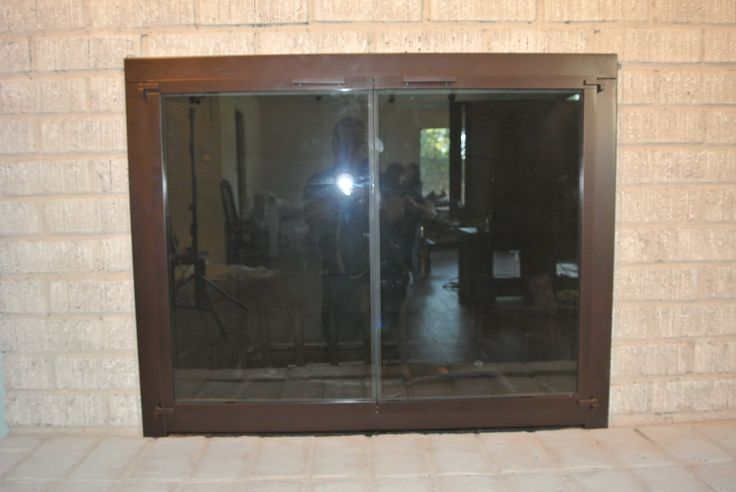 Rubbed Bronze Fireplace Doors stoll fireplace inc glass