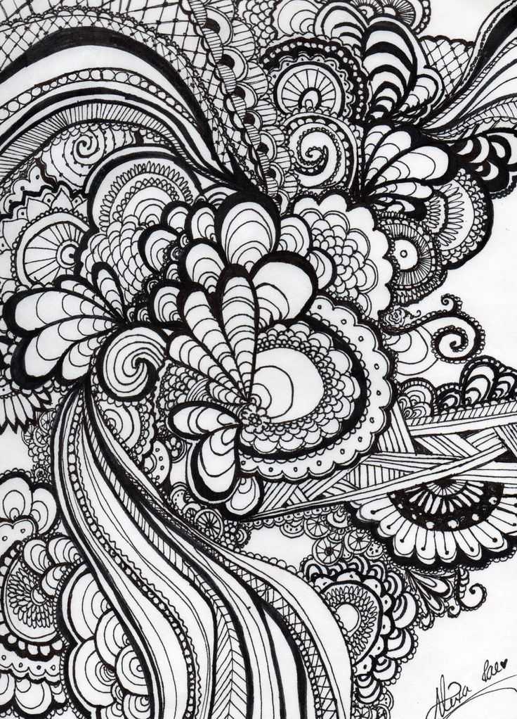 Cool Simple Designs to Draw With Sharpie Cool Designs to Draw With