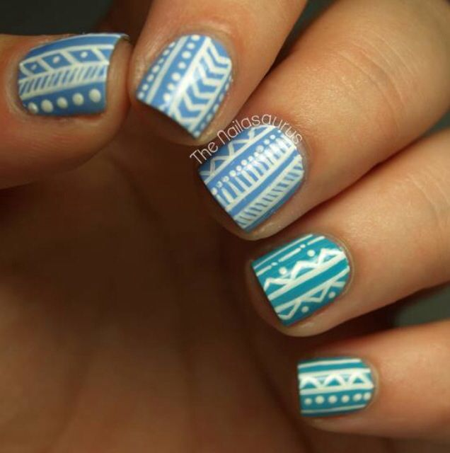 The Charming Short acrylic nails Pics