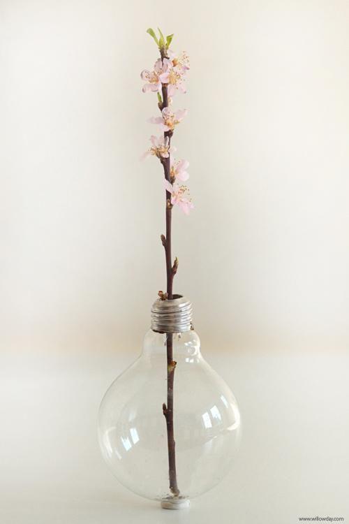 DIY Home Decor Crafts DIY Vase DIY Lightbulb Vase