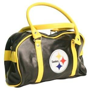 Free Ship NFL Pittsburgh Steelers Low Profile Purse