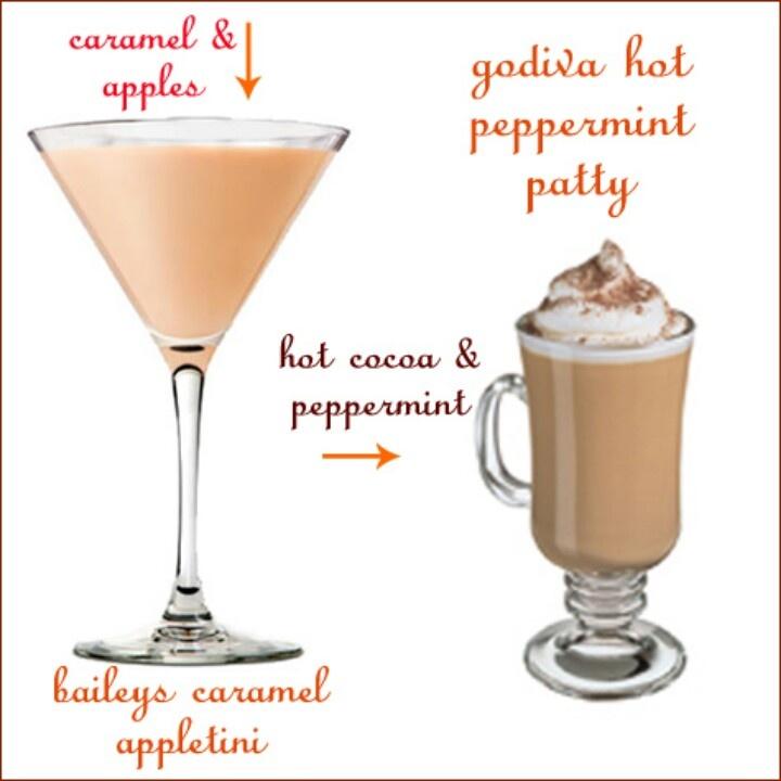 Hot Peppermint Patty Recipe — Dishmaps