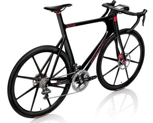 The Aston Martin One-77 Cycle....sign me up!