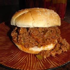 Jeff's Sloppy Joes | What's Cookin' | Pinterest