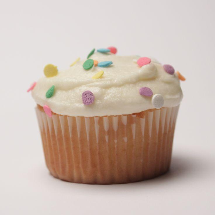 The Best Vanilla Cupcakes | 2nd birthday | Pinterest