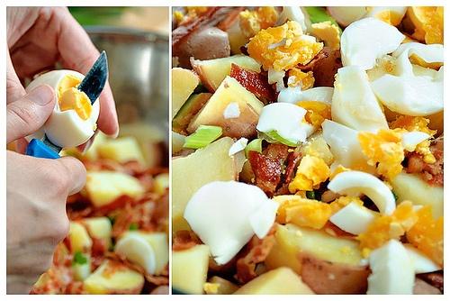 Country Potato Salad | yummy stuff | Pinterest