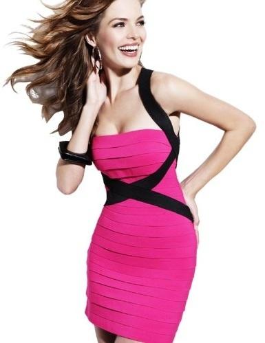 Sherri Hill 2613 Bandage Dress Buy It http://www.everythingpeacock.com/2756/summer-dress-series-bandage-dresses# #fashion