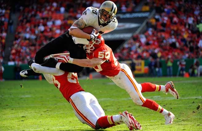 New Orleans Saints vs Kansas City Chiefs   NFL Action   Pinterest Neworleans