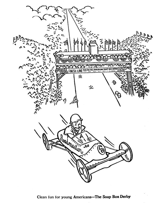 Demo Derby Coloring Pages Coloring