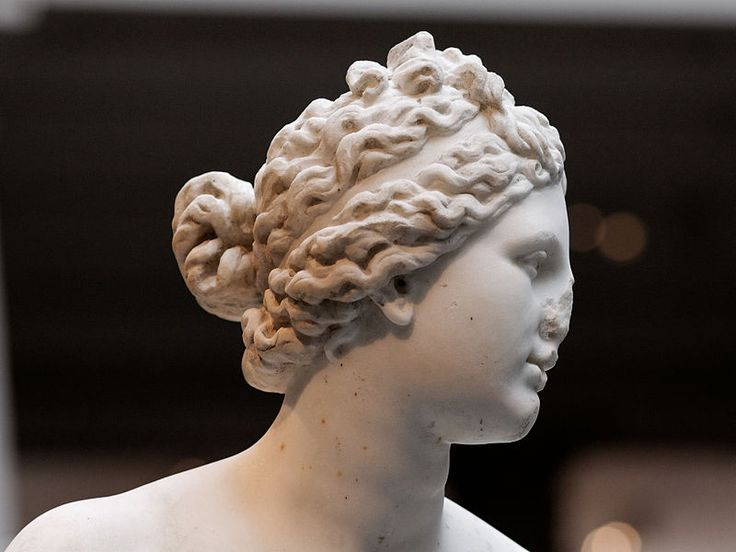 ancient greek hairstyle   Historical Hairstyles   Pinterest