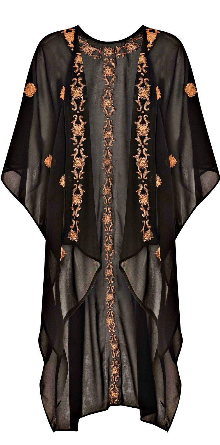 Easy-to-Wear Kimono Styles for Women (article) http://boomerinas.com
