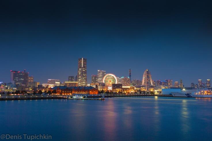 Yokohama's night