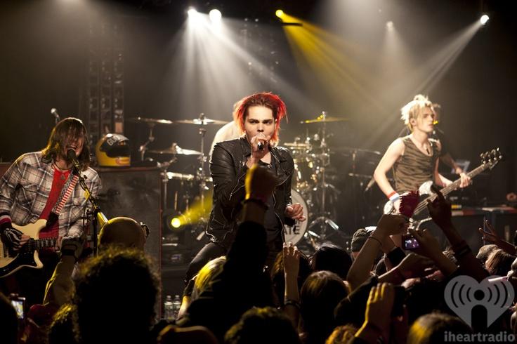 My Chemical Romance - Bulletproof Heart