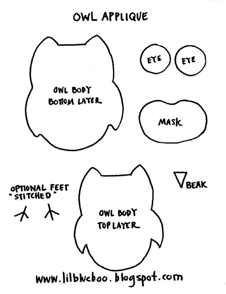 Owl Shape Template - skiro-pk-i-pro.tk
