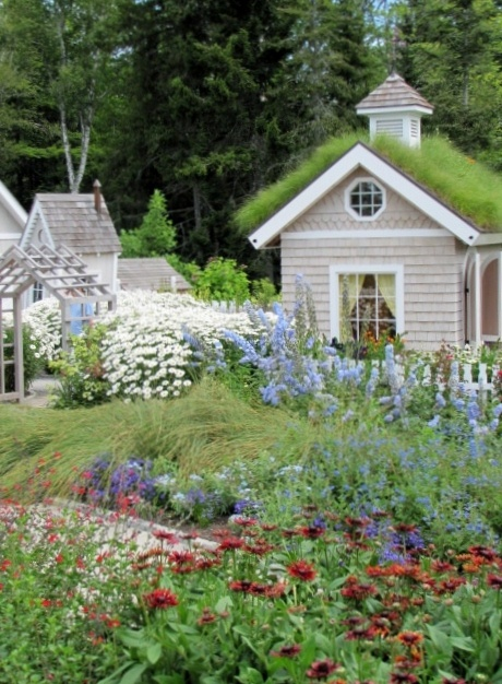 Boothbay botanical gardens maine maine the way life - Botanical gardens boothbay harbor maine ...
