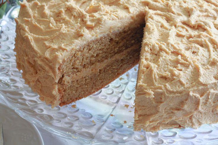 Recipe For Killer Peanut Butter Cake