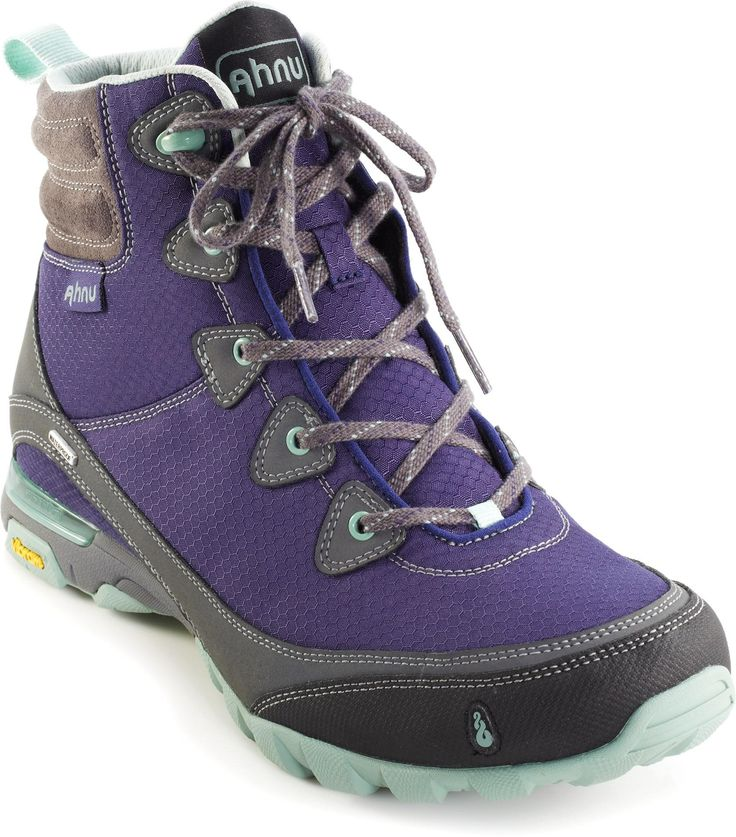 ahnu sugarpine waterproof hiking boots s