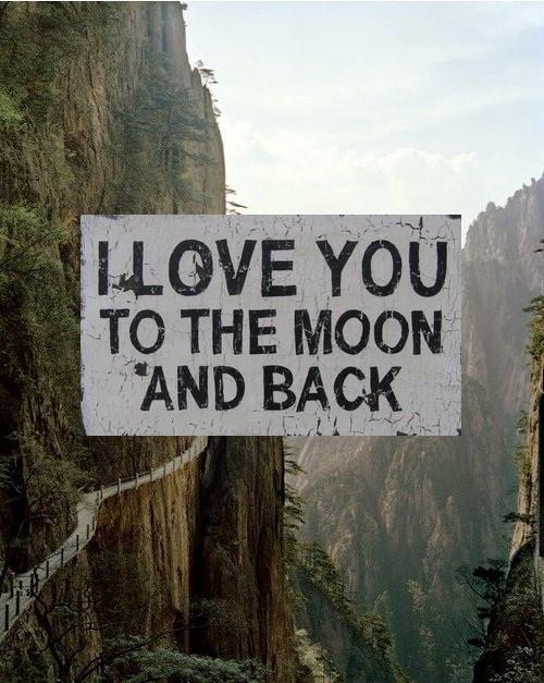Love this saying...