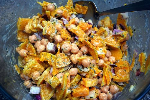 More like this: tahini dressing , chickpea salad and tahini .