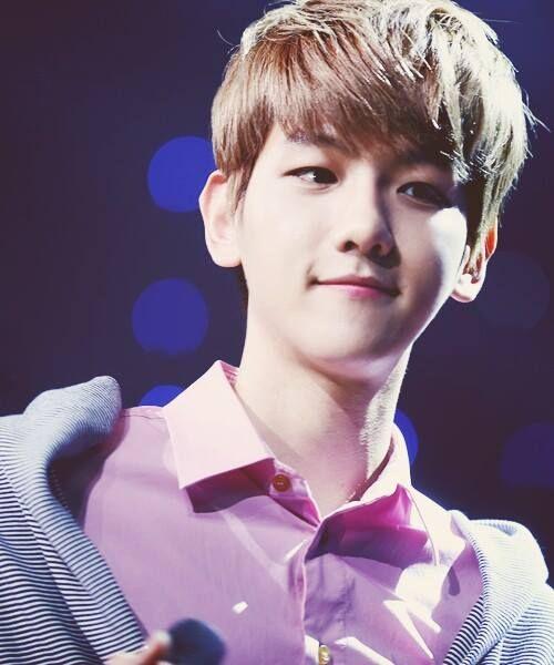 Baekhyun!! Love his smile :D | Baekhyun (My Bias