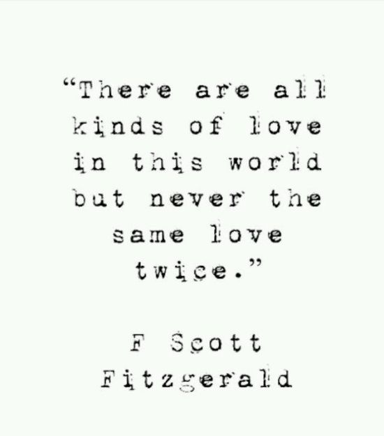 Scott Fitzgerald Sayings Pinterest