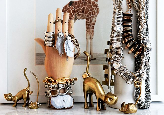 Jewelry Display - QuinnCooperStyle.com