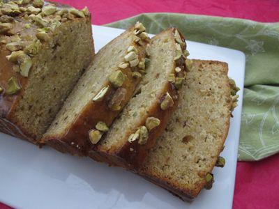 Pistachio Lovers' Pound Cake | Pork Cracklins | Pinterest