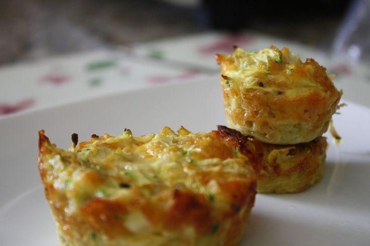 Zucchini Tater Tots | Recipes | Pinterest