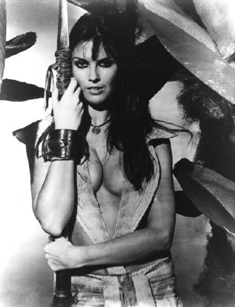 "Caroline Munro in ""At The Earth's Core"" 