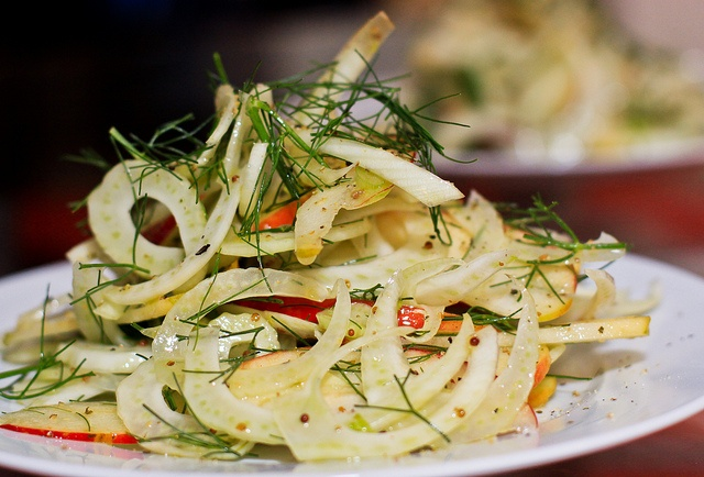 Apple and Shaved Fennel Salad | Culinary Adventures | Pinterest