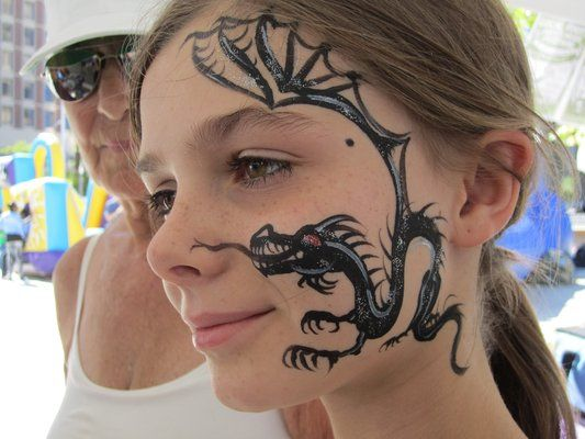Tribal Face Painting Costume Ideas U Tattoo
