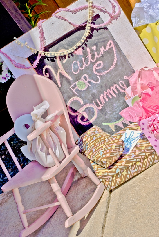 cute baby shower set up party inspiration pinterest