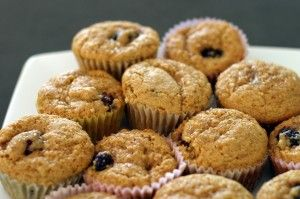 Blackberry Lime Muffins - Unconventional Kitchen::