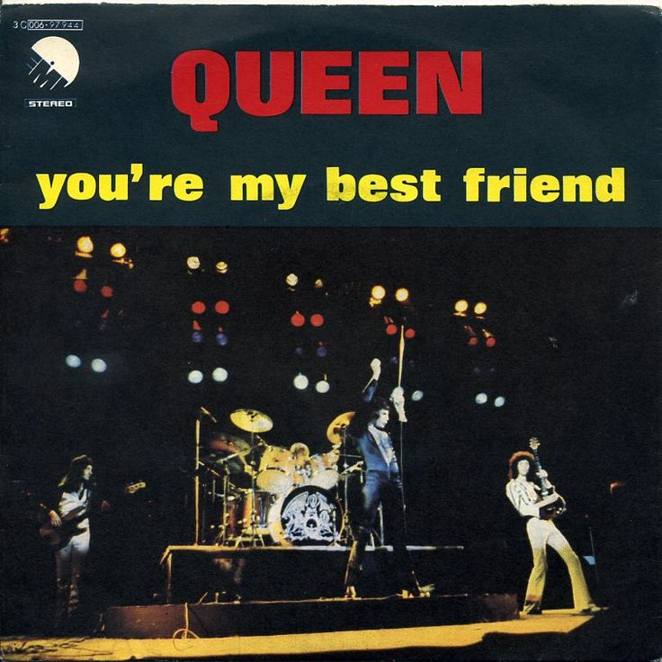 Queen You're My Best Friend Song Facts Queen - You're ...