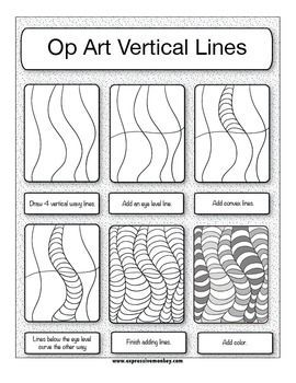 Worksheets Op Art Worksheet op art worksheet imperialdesignstudio worksheets 3rd 5th lessons pinterest