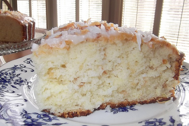 Key Lime Coconut Cake | Recipes | Pinterest
